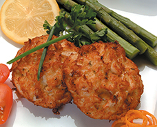 'Chesapeake Style'  Crab Cakes photo