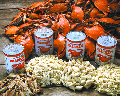 domestic crab products photo